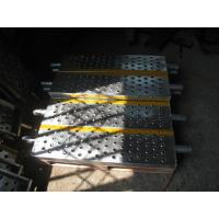 Buy cheap Galvanized Industrial Safety Steel Stair Treads / Grating Metal Step Treads from wholesalers