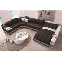 Buy cheap Golden quality living room leather sofa set with competitive price from wholesalers