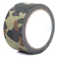 Buy cheap Multi design camouflage cloth adhesive duct tape for outdoors,Camouflage Casting Butyl Tape,Camo Outdoor Camouflage Tape from wholesalers
