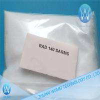 Buy cheap Effective Pharmaceutical Material Raw Oral Sarm Rad -140 CAS 118237-47-0 product