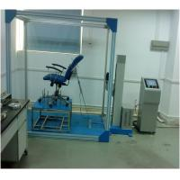 Buy cheap PLC LCD Furniture Testing Machines , Chair  Back Push Impact Strength Testing Equipment from wholesalers