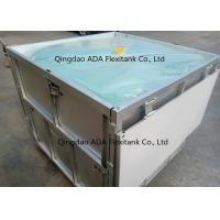 Buy cheap High Performance Foldable IBC / Intermediate Bulk Container Tank 1200 KGS Load Bearing from wholesalers