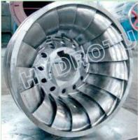 Buy cheap Horizontal Shaft Francis Turbine Runner with Water Head From 10m to 300m from wholesalers