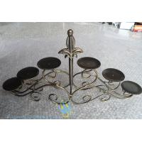 Buy cheap CH (59) Metal candle holder parts from wholesalers