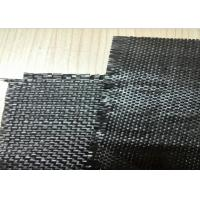 Buy cheap Virgin PET Woven Geotextile Stabilization Fabric 1645N Tensile Strength from wholesalers