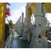 Buy cheap Industrial Electric Hydraulic Lift Cylinder For Shipping Machinery , Dredge from wholesalers