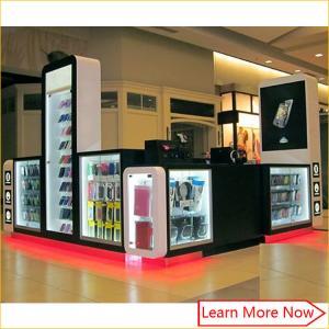 Mall Kiosk Iphone Screen Repair