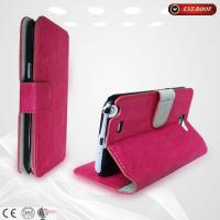 Buy cheap Durable Use Ultra Thin Mobile Phone Leather Cases Eco - Friendly For Iphone5s from wholesalers