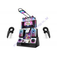 Buy cheap Commercial 9D VR Games Dancing Music Simulator Video Virtual Reality Simulator from wholesalers