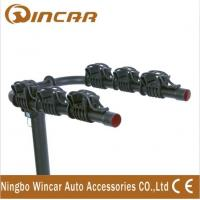 Buy cheap Automobile Trailer Ball Bicycle Rack Rear Mounted 3 Bike Bicycle Carrier from wholesalers