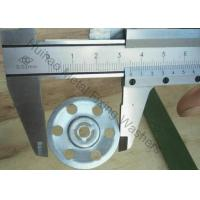 Buy cheap Durable Insulation Self Locking Washer For Wall & Floor Board Galvanised Metal Fixing Disks from wholesalers
