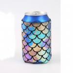 Buy cheap Neoprene Beer Bottle Cooler Bag , Customized Logo Printed Beer Bottle Covers from wholesalers