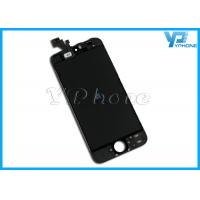 Buy cheap Black Iphone Glass Digitizer LCD Screen 4 Inch For iPhone 5C from wholesalers