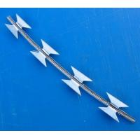 Buy cheap Barbed razor single strand from wholesalers