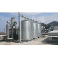 Buy cheap ISO9001 Grain Storage Silo , Steel Silo To Store Grain White Rion from wholesalers