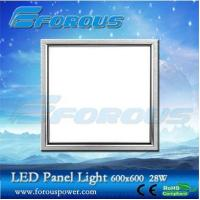 Buy cheap LED Panel Light 600*600 28W LED ceiling light Panel Light from wholesalers