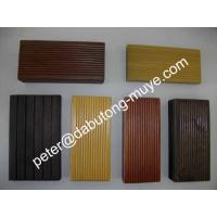 Buy cheap sell exterior wooden flooring from wholesalers