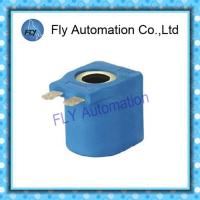 Buy cheap Blue Automotive Valve Electromagnetic Coil Insert Type Φ 13.2 × 37 from wholesalers