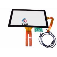 Buy cheap USB Driver Big Size Projected Capacitive Touchscreen 6 H 15.6 18.5 21.5 from wholesalers