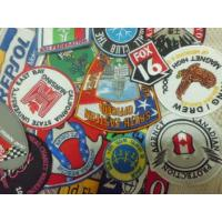 Buy cheap Embroidered Patches Embroidered DIY Design Name Patch All available Factory Sell from wholesalers