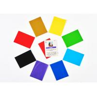 Buy cheap 60 Microns Playing Card Protectors / Double Sided Poker Card Sleeves 0.06mm - 0.13mm from wholesalers
