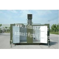 Buy cheap super heavy-duty telescopic antenna mast tower for mobile communications from wholesalers