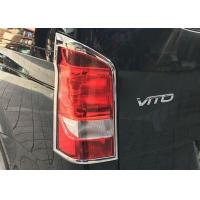 Buy cheap Mercedes Benz Vito 2016 2017 Decoration Patrs , Tail Lamp Chrome Bezel from wholesalers