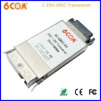 Buy cheap 850nm GBIC Transceiver Module compatible Sun 370-2303 from wholesalers