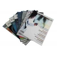 Buy cheap Professional A4 Sport  UV Magazine Printing Services With Glossy Paper from wholesalers