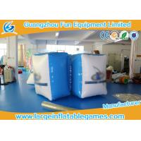 Buy cheap Customized Size Inflatable Sport Games , Inflatable Paintball / Bunker from wholesalers