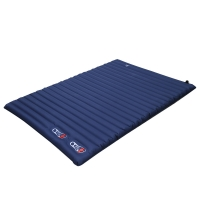 Buy cheap Wholesale Custom Outdoor Camping Thicken Air Mattress Camping Moisture-proof Foot Automatically  Inflatable Mattress from wholesalers
