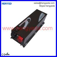 Buy cheap 5000W Pure sine wave solar PV inverter 12v 220v with charger UPS from wholesalers