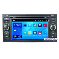 Buy cheap Radio RDS iPod USB Android 4.2.2 Car Stereo for Ford Focus Kuga Transit GPS 1.6GHz CPU 7 from wholesalers