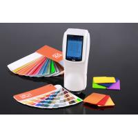 Buy cheap NS810 Spectrophotometer Types with 400nm 700nm Wavelength Range product