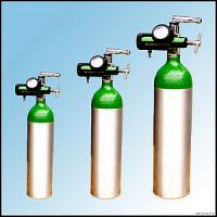 Buy cheap Ambulance Breathing Medical Portable Oxygen Cylinder Of Aluminum from wholesalers