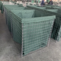Buy cheap Anti Rust Galvanize 0.3m Height Defensive Barrier from wholesalers