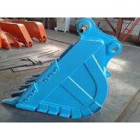 Buy cheap Reliable Lingong Hydraulic Excavator Rock Bucket LG6150E With Standard Arm from wholesalers