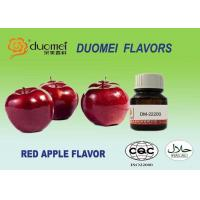 Buy cheap Red Apple Food Flavouring Agents Flavor Ingredients Liquid Food Flavoring from wholesalers