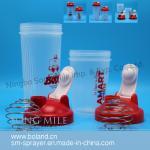 Buy cheap (BL-SB-9) 500ml Blender Bottle, Plastic Shaker Bottle, Protein Shakers from wholesalers