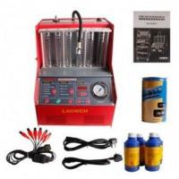 Buy cheap Ultrasonic Tester Fuel Injector Cleaner Machine For BMW / Volkswagen / Benz from wholesalers