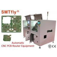 Buy cheap 220V Printed Laser Depaneling Machine For Cutting Range 330 * 330mm PCB from wholesalers