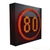 Buy cheap High brightness electronic street signs Remote control , expressways digital road signs from wholesalers