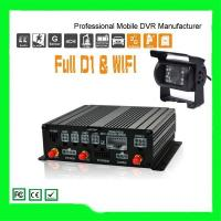 Buy cheap SD Card mdvr,vehicle surveillance, 3G Wireless Transmission Function, Vehicle travelling from wholesalers