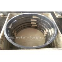 Buy cheap Custom Stainless Steel Rings / Forging Products X10CrMoVNb9-1 1.4903 from wholesalers