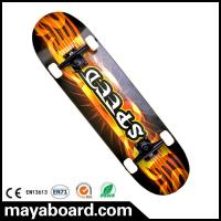Quality Losenka MS102 free styple skateboarding 9ply chiese maple concave complete skateboard for sale