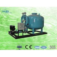Top quality Automatic Control Bypass Quartz Sand Filter Tank 60000 LPH DN 100mm for sale