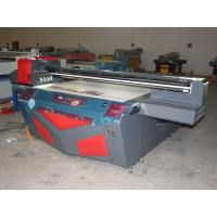 Buy cheap Cyan / Magenta / Yellow UV Inkjet Printers , Large Format Digital Printing Machines from wholesalers