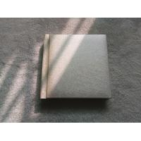 Buy cheap Customized Leather Photo Albums , Wallet Size Hardcover Photo Book from wholesalers
