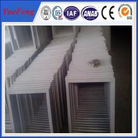 Buy cheap best selling aluminum alloy profiles for screen frame( stencil frame,printing frame) from wholesalers