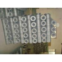 Buy cheap 20mm Galvanized Poultry Netting Fencing /  0.8mm wire gauge Chicken Houses Runs from wholesalers